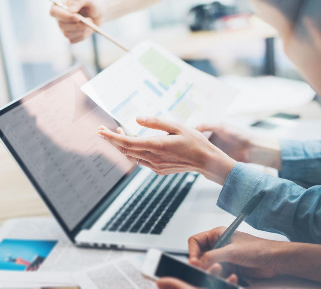 Budsjetter outsourcing av IT-driften